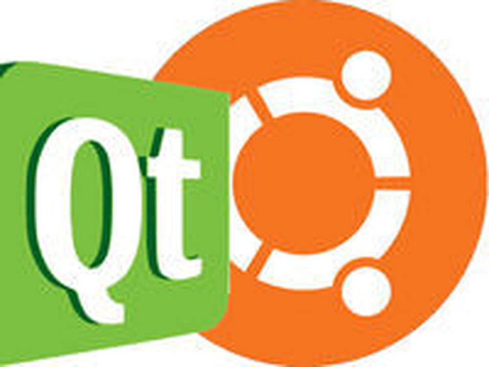 Ubuntu åpner for Qt
