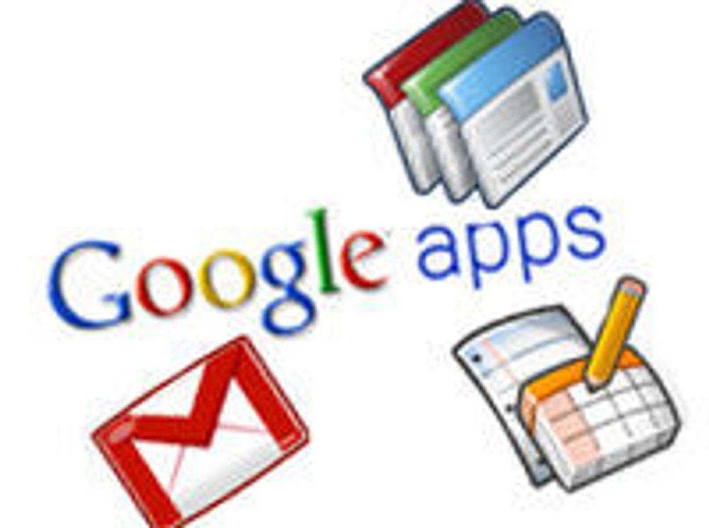 Aldri mer planlagt nedetid for Google Apps