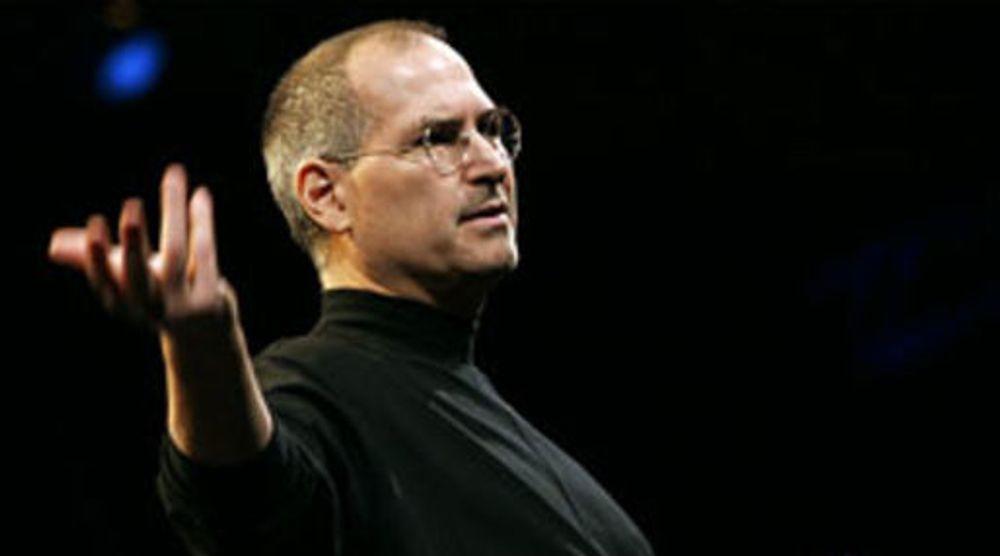 Steve Jobs tar permisjon