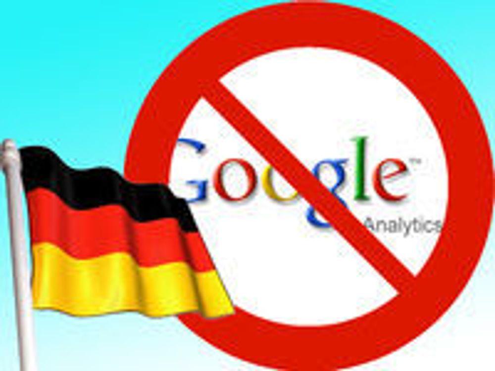 Tyskland vil forby Google Analytics