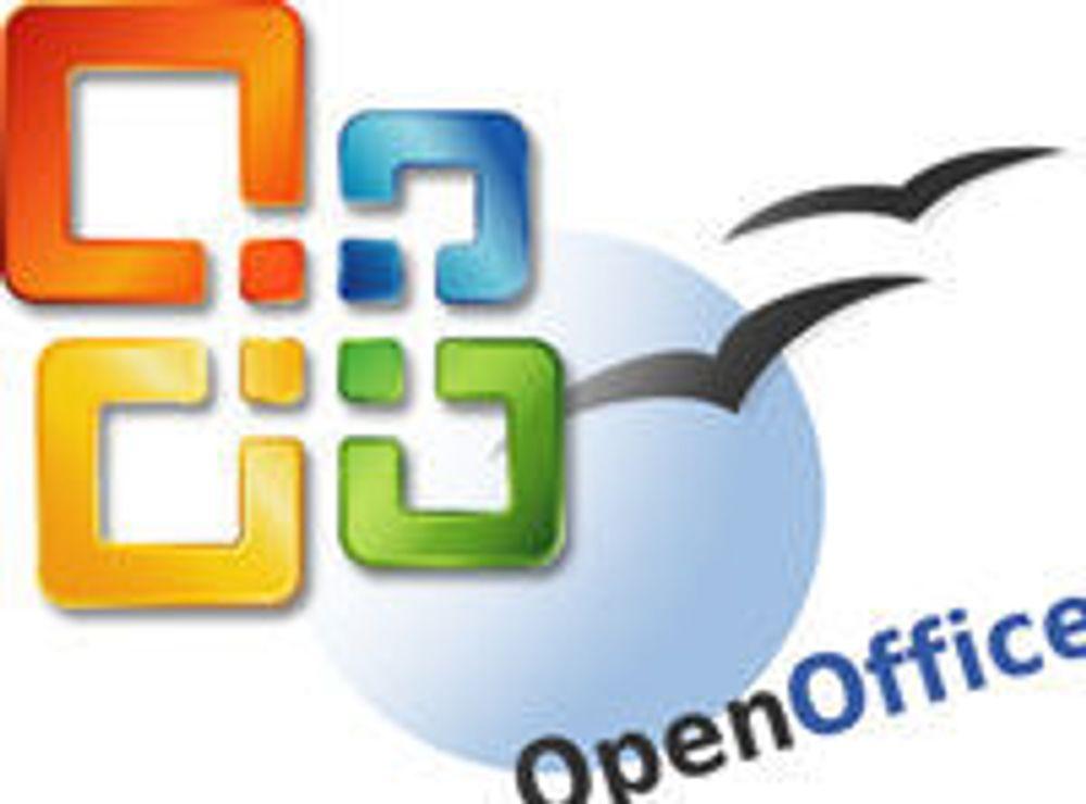 OpenOffice ble for dyrt