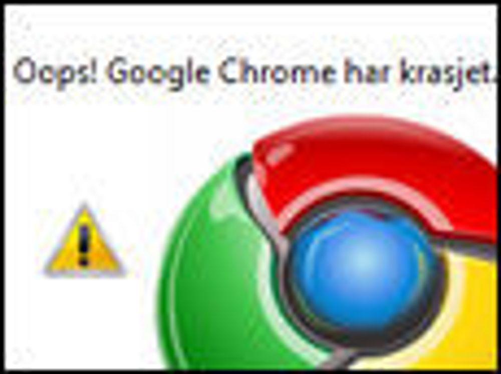 Flere sikkerhetsrisikoer i Google Chrome