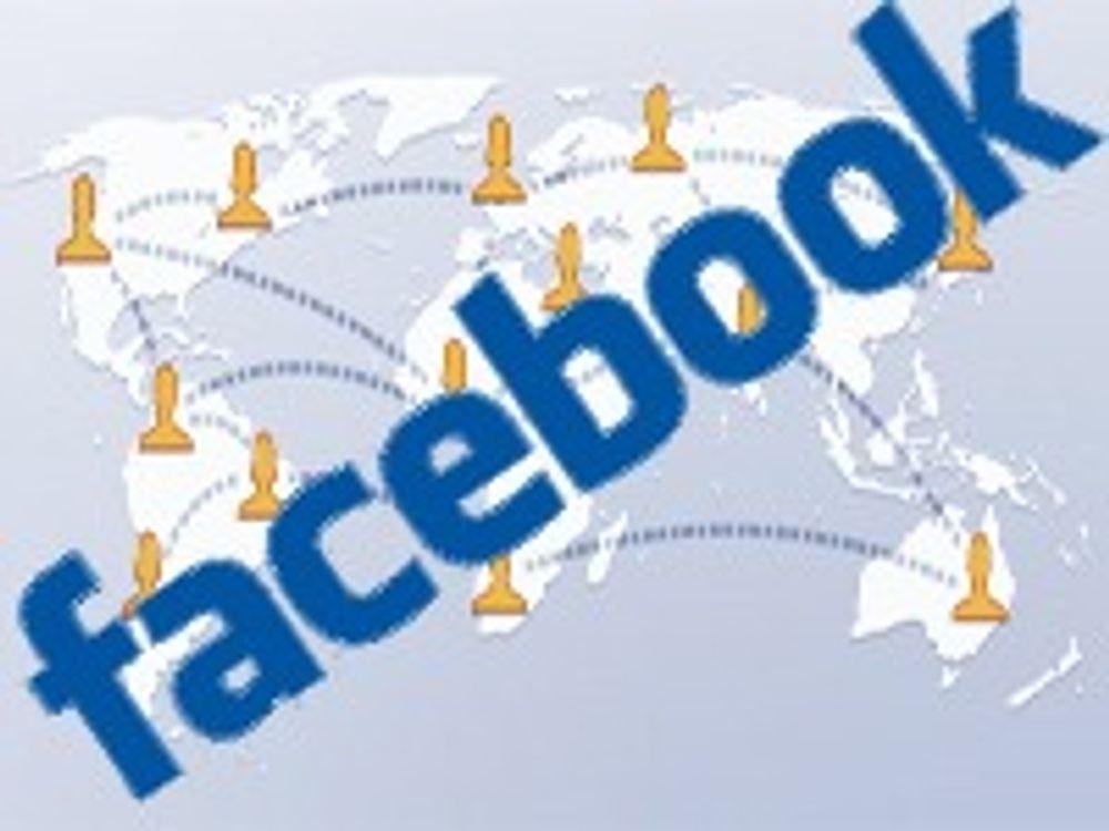 Danskene er størst på Facebook