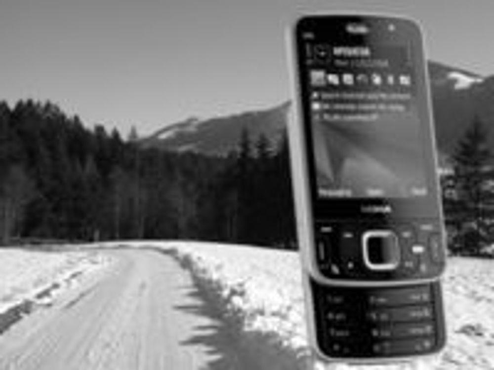 - Mobiltelefoner tåler ikke kulde