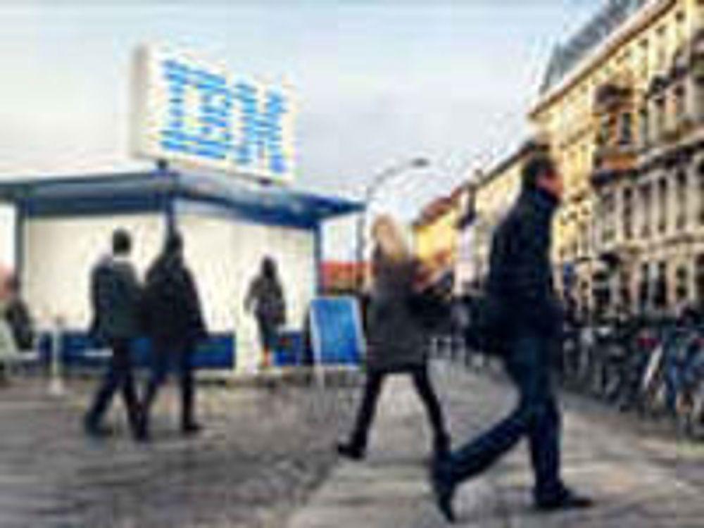 Avviser påståtte jobbkutt i IBM