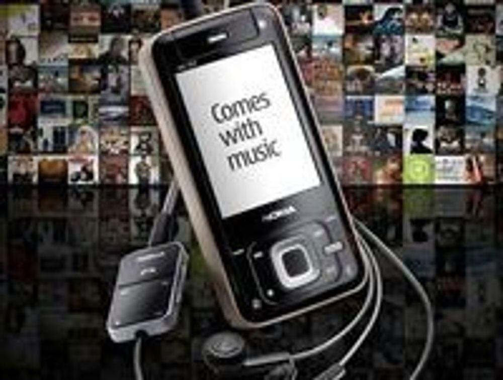 Fri musikknedlasting med Nokia