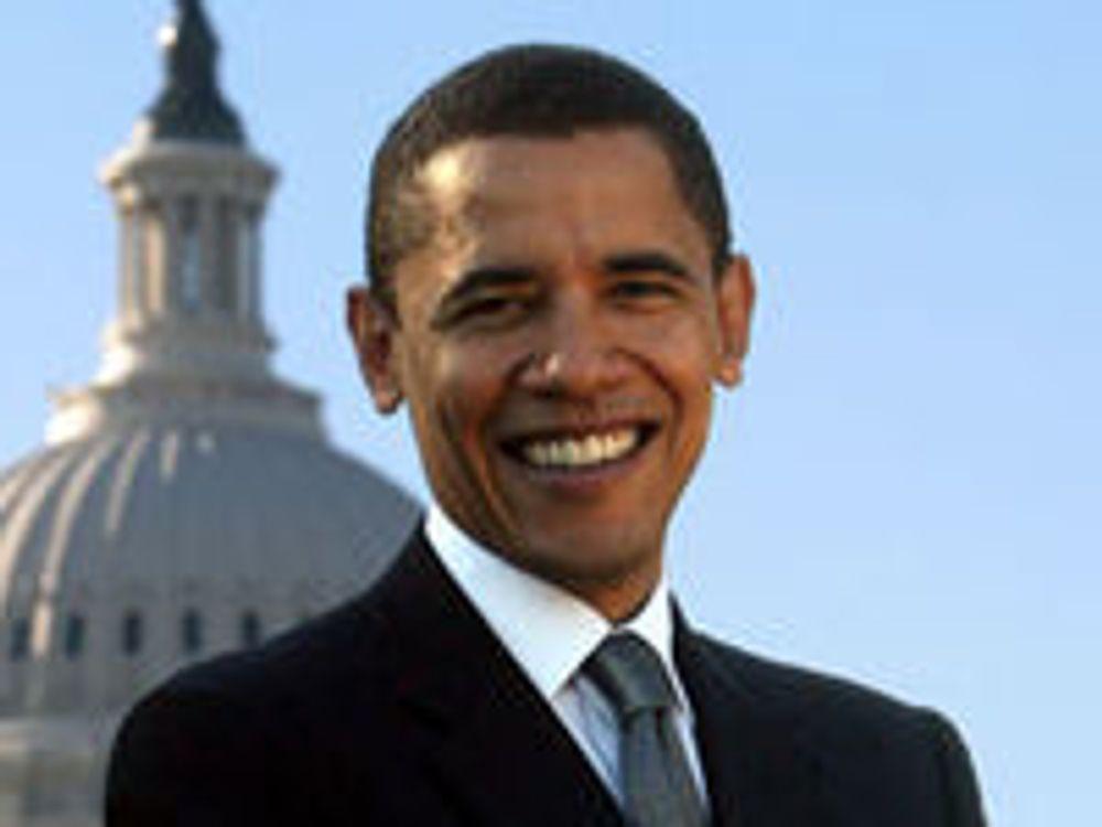 Obama bytter ut Robots.txt