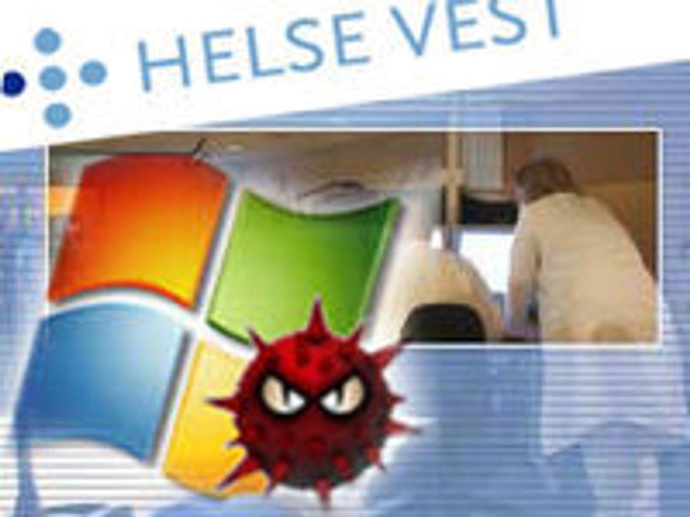 Ble angrepet tross feilfiks fra Microsoft