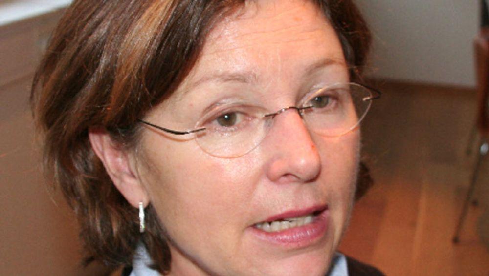- Vi kommer til å se en ny generasjon web-selskaper framover, spår Mie Heireth Jørgensen.