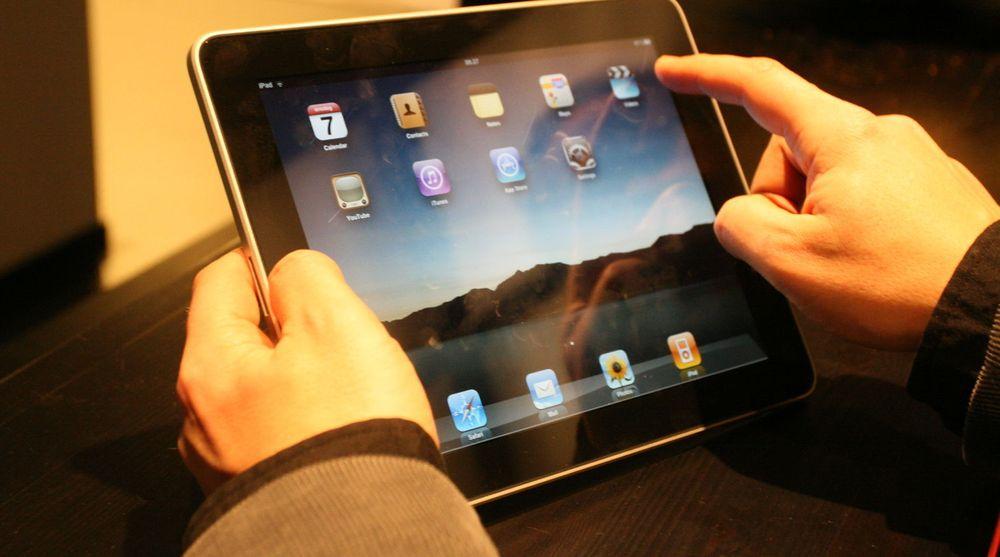 Den nye pengemaskinen for e-handel? Forrester Research mener at nettbrettbrukere er mer attraktive kunder enn de som bruker PC.