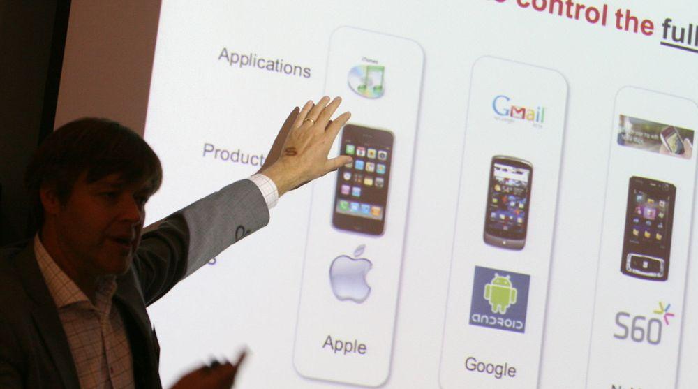- Opera blir verdens 3. største app store