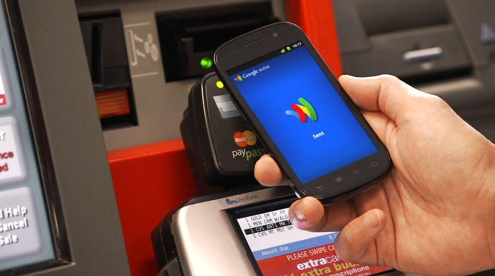 Google Wallet-løsningen kan benyttes sammen med blant annet MasterCards PayPass-terminaler.