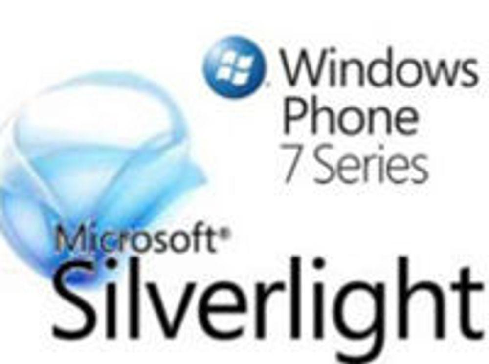 - Silverlight eneste valg