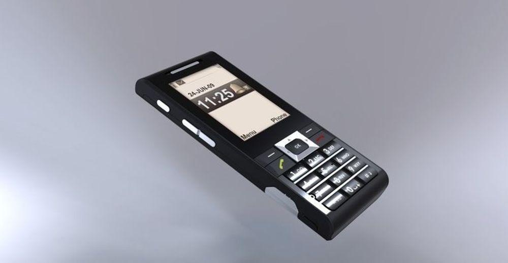 Med Cosyphone skal man kunne ringe med stil, selv om man har passert de femti.