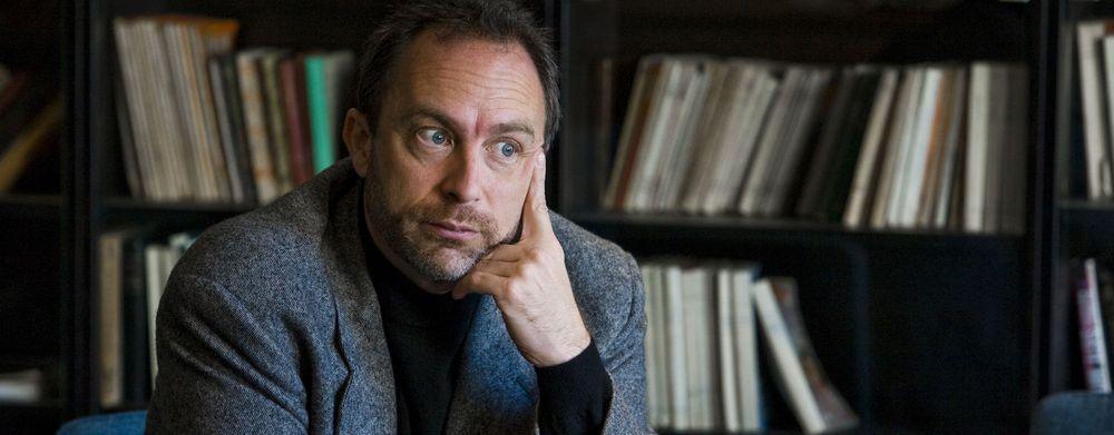 Wikipedia-gründer Jimmy Wales har valgt å holde annonser unna det kjente oppslagsverket. Dermed er de avhengig av donasjoner fra bedrifter og privatpersoner for å holde den ideelle virksomheten i drift. Netteleie og maskinvare er deres største utgiftspost.