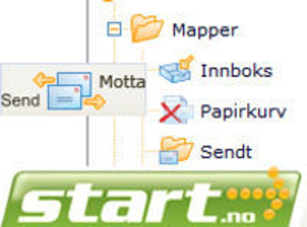 Norske e-posttjenester legges ned