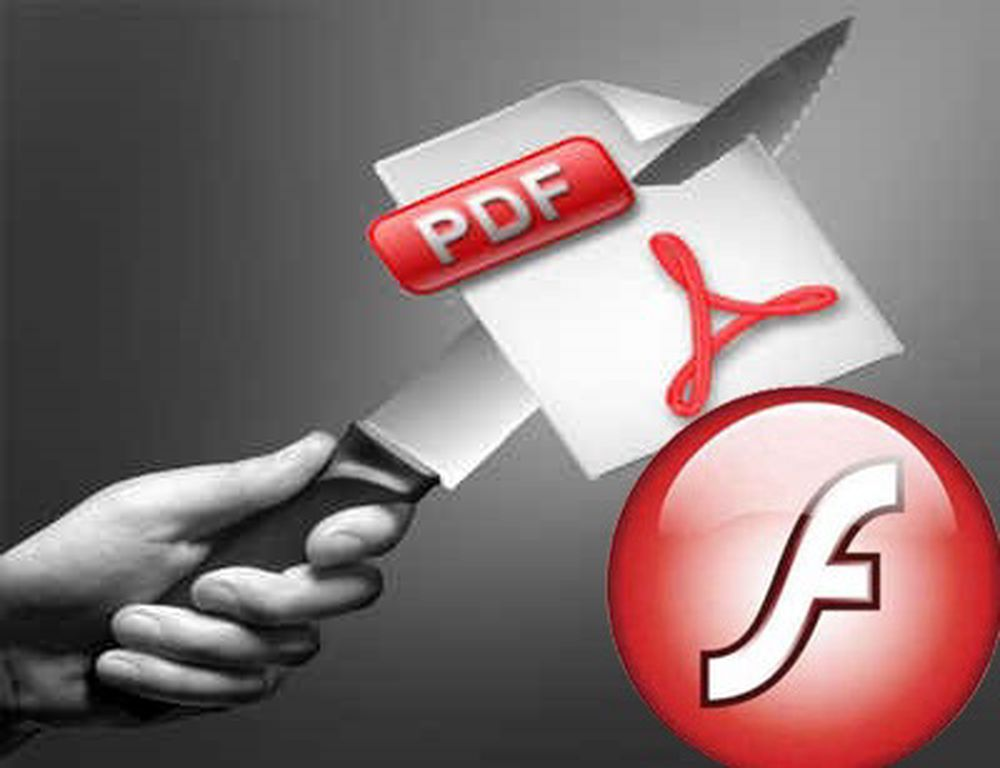 Adobe lapper Flash og Reader