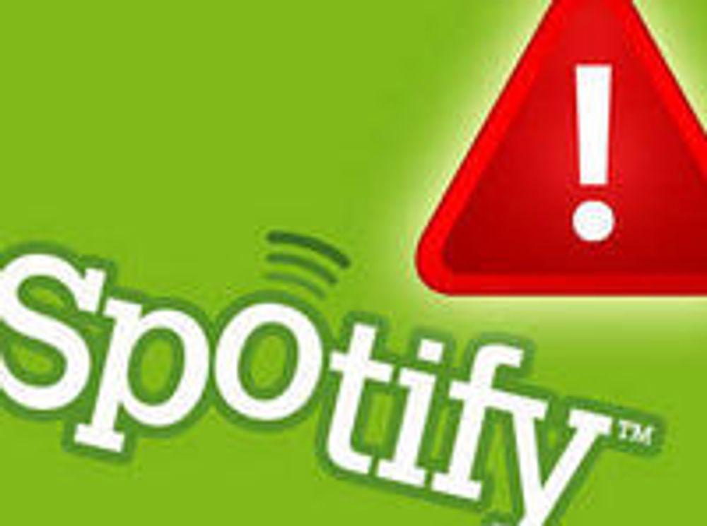 Spotify lover bot og bedring