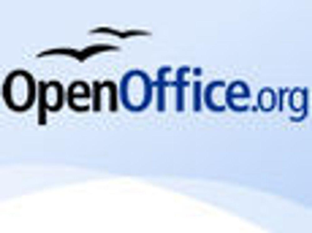 Oppdatering gjør OpenOffice.org raskere