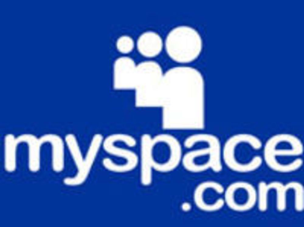 Myspace-sjef gikk på dagen