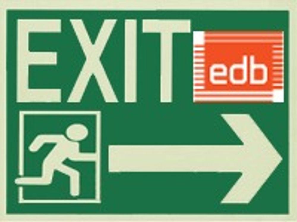 EDBs nedbemanning kan virke mot sin hensikt