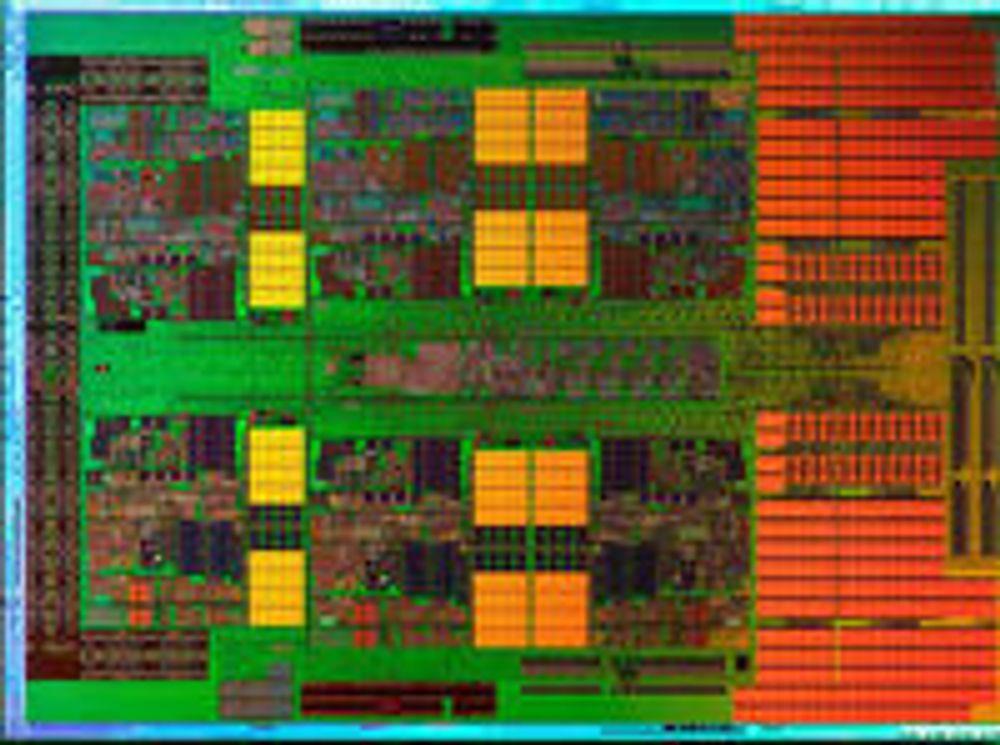 Nye AMD-prosessorer for nettskyen