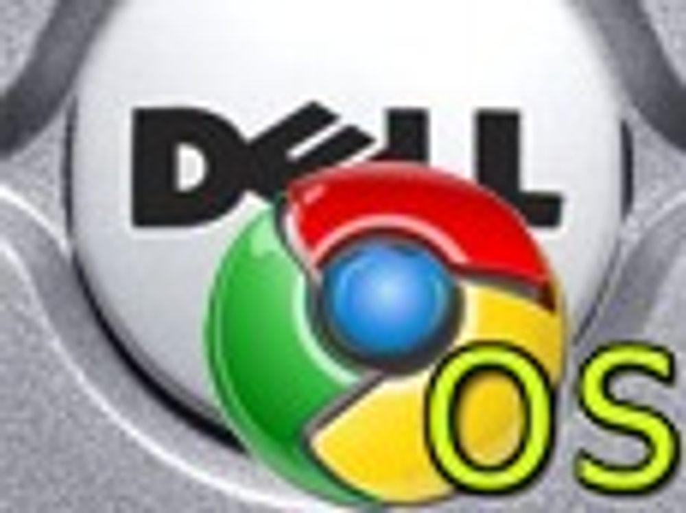 Dell vil vurdere Chrome OS