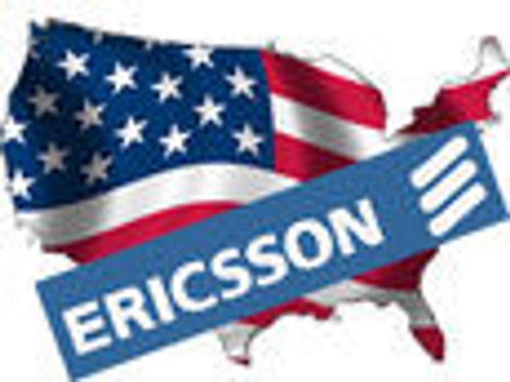 Ericsson overtar driften av Sprint