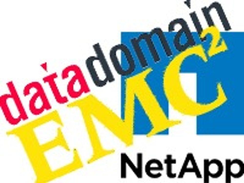 EMC vant budkrigen om Data Domain