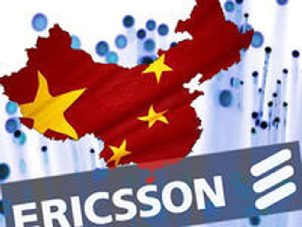 Ny milliardavtale for Ericsson i Kina