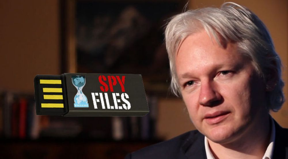 Julian Assange mener dokumenter publisert i Wikileaks-prosjektet Spy Files beviser hvordan private selskaper og vestlig etterretning har bygget opp en milliardindustri for kontinuerlig overvåkning av hele jordens befolkning.