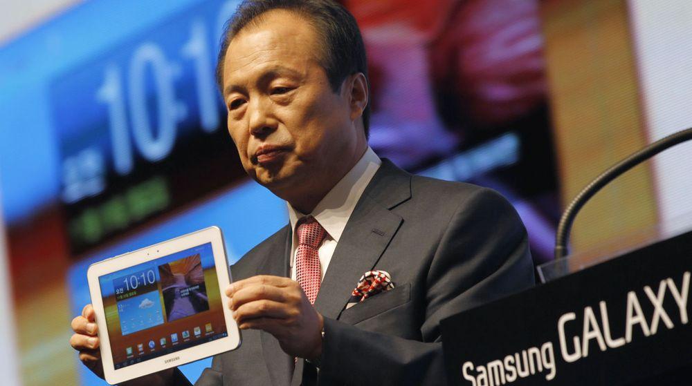 Samsungs mobilsjef, Shin Jong-gyun, trodde han hadde fått en seier mot Apple i Australia. Nå taler mye for at seieren har en ekkel bismak. Dersom Samsung ikke får selge sitt Galaxy Tab 10.1 nettbrett i Australia før jul så vil de nemlig trekke seg ut av markedet.