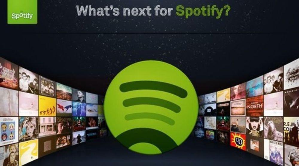 Spotify-sjef Daniel Ek avslører onsdag veien videre på et pressemøte i New York.