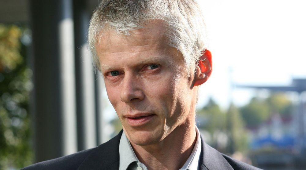 Hans Christian Holte og Difi utarbeider statlige standardavtaler for smidig utvikling.