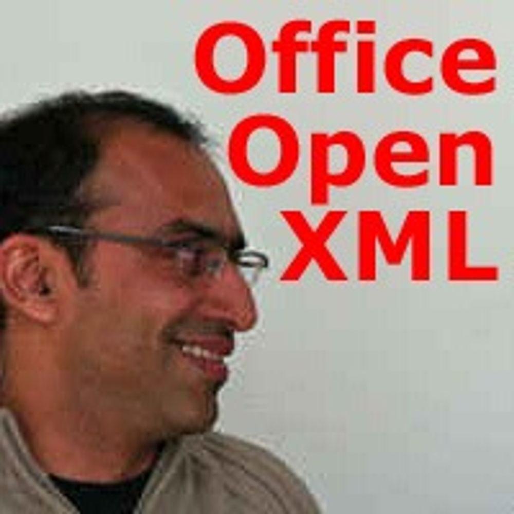 Motstanderne kan for lite om Open XML
