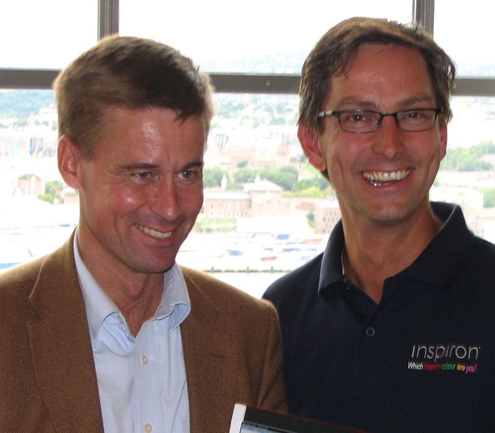 Dell Norge lanserte bærbare med Turbo 3G