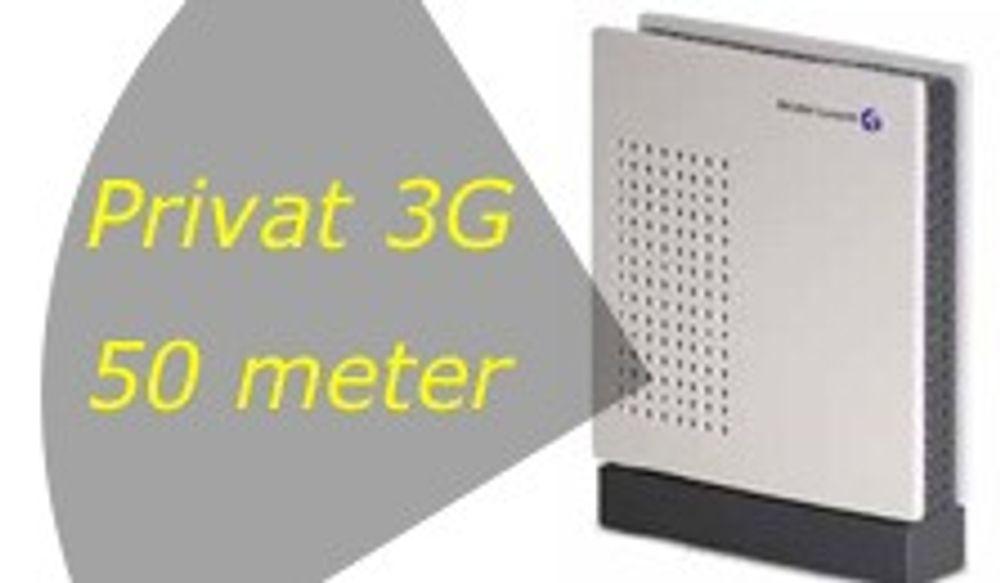 Helt nye 3G-tjenester med «Femto»