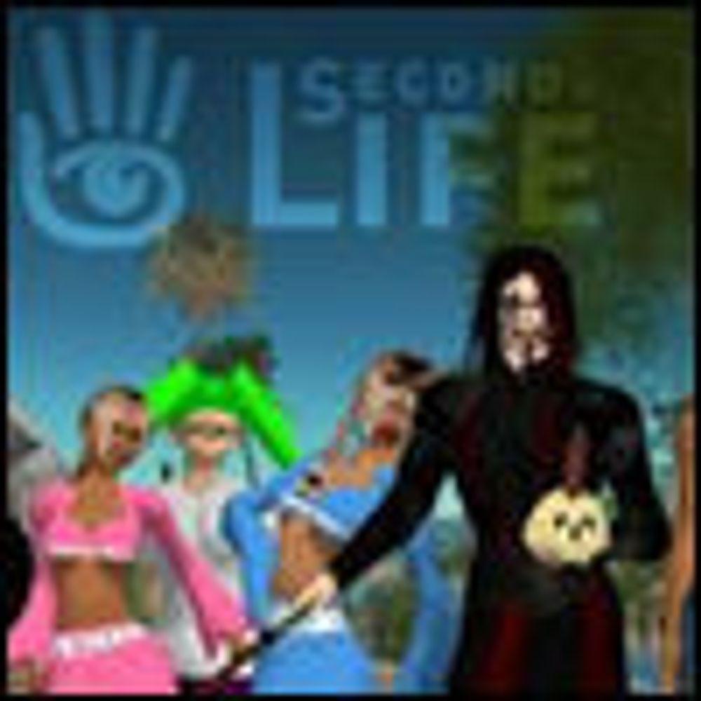 Tror at Second Life blir større enn web