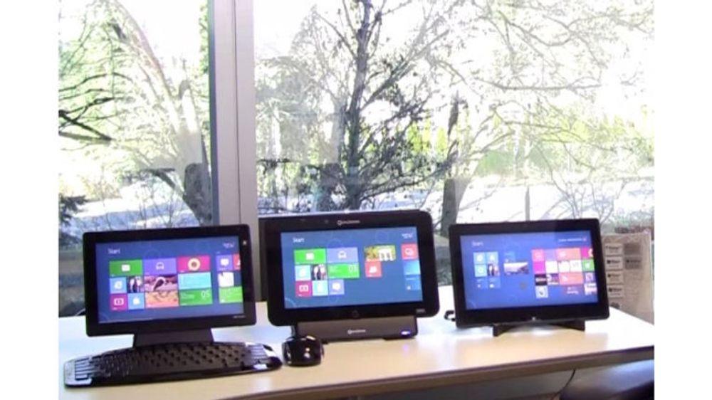Windows on ARM-nettbrett får bedre batteritid