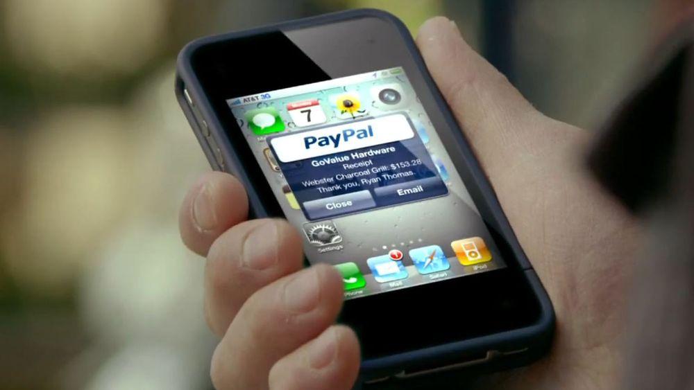 PayPal har tydelig mer tro på strekkoder og ren programvare enn på NFC.