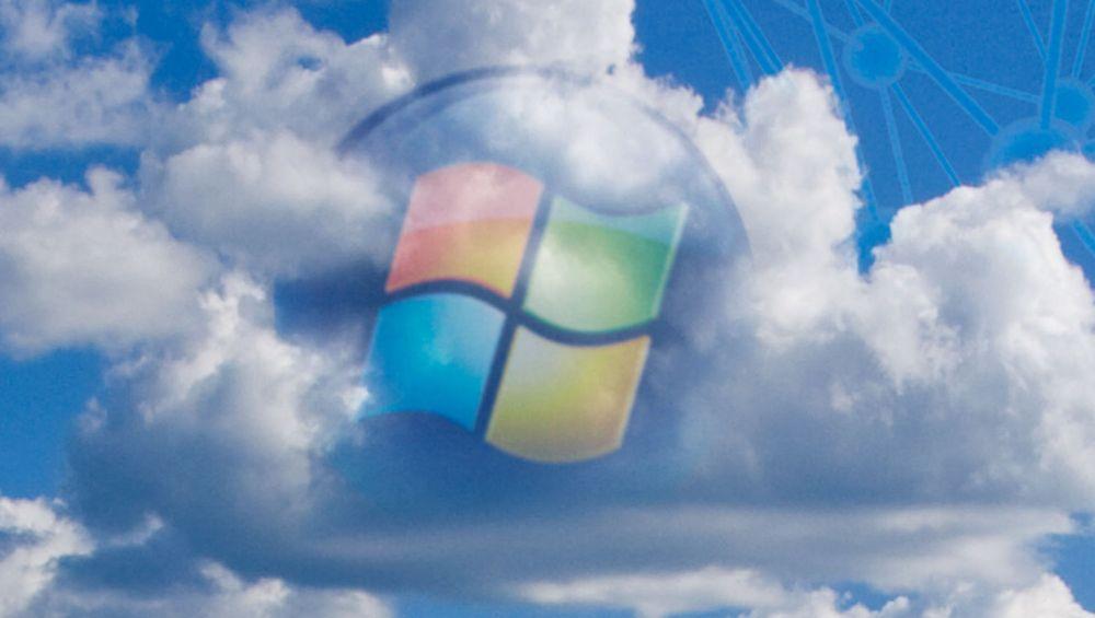 Skybrudd hos Microsoft
