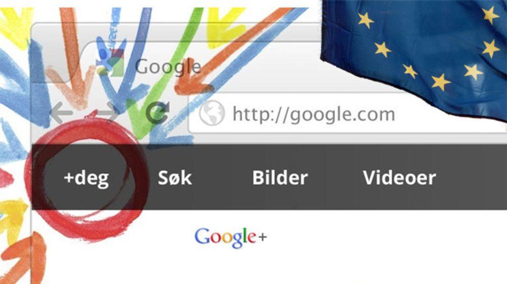 – Klager inn Google+ til EU