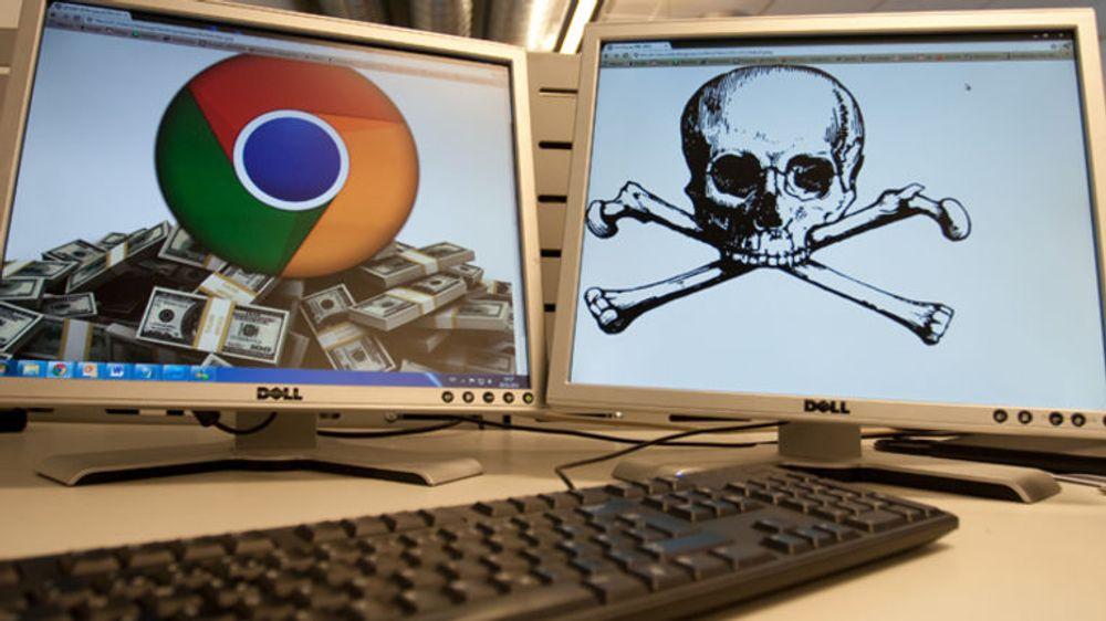 Pwn2own blir lukrativt for den som makter å knekke Chrome. Navnet på konkurransen er en referanse til «pwn» - det å bli «eid» eller dominert av en motstander, samt «own» - vinnerne får beholde utstyret de hacker. I tillegg følger pengepremier og berømmelse.