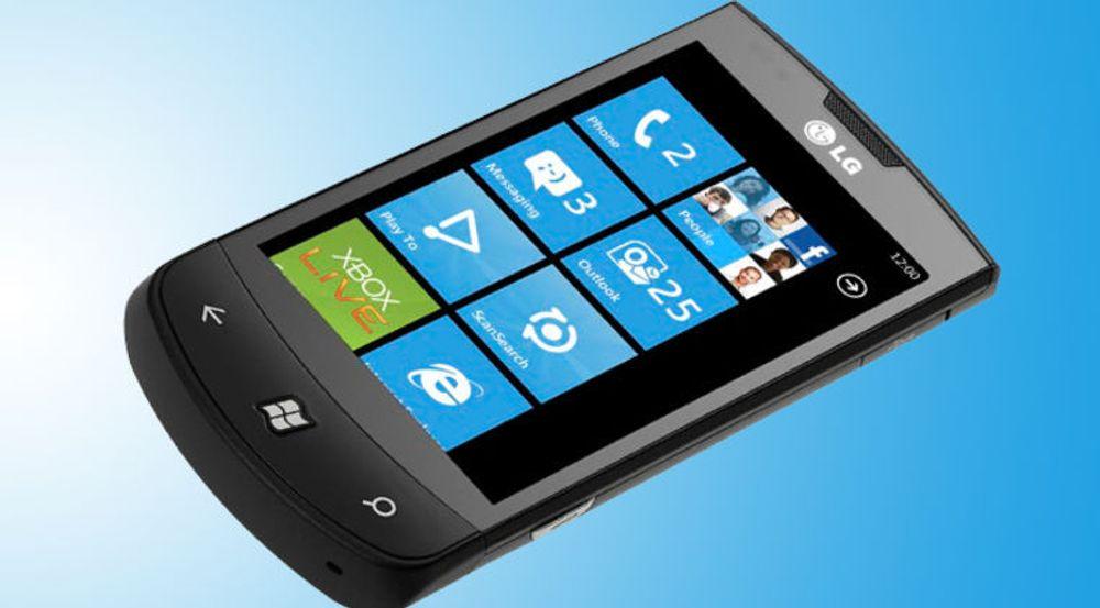 Avanade skal sørge for at Windows Phone kan anvendes mot serverapplikasjoner som Dynamics, Sharepoint og Lync.