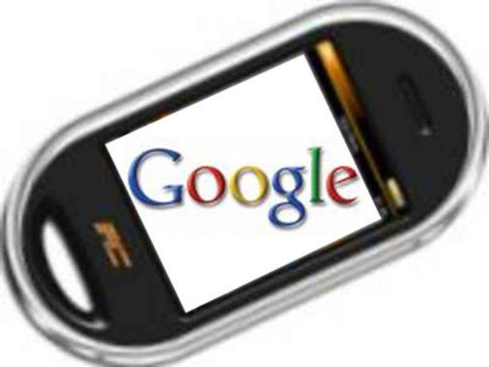 Legger ryktene om Google-mobil døde