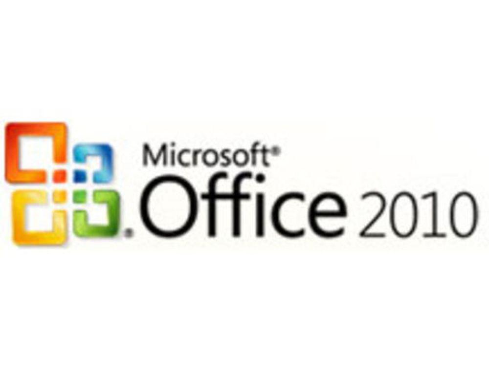 Microsofts 2010-produkter i beta