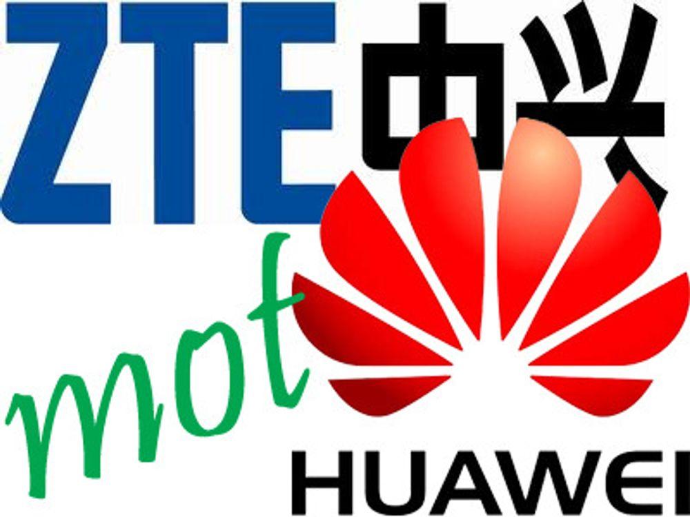 Huawei vant tysk rettsrunde mot ZTE