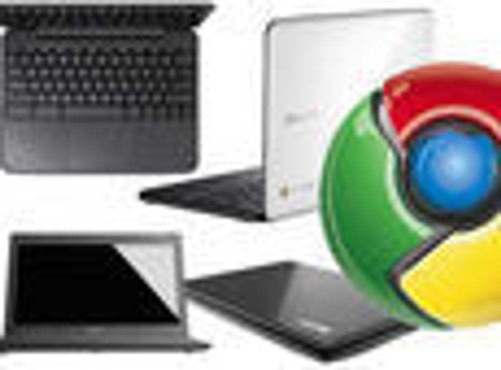 Her er Chromebook