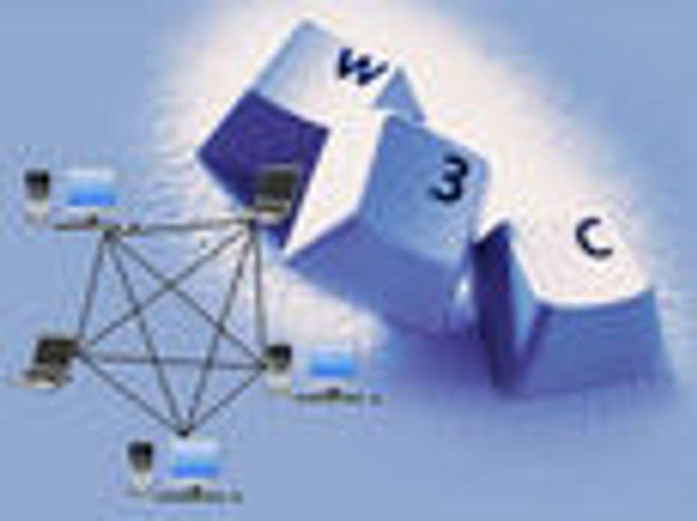 W3C utvikler P2P-standard for nettlesere