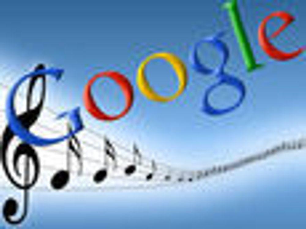 – Google åpner musikktjeneste i kveld